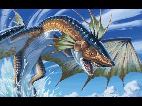 水中霸主-水龍ガノトトス-異次元鐵山靠【魔物獵人怪物獵人生態】