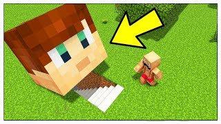 HO TROVATO IL PASSAGGIO SEGRETO DI LUCA! - Minecraft ITA