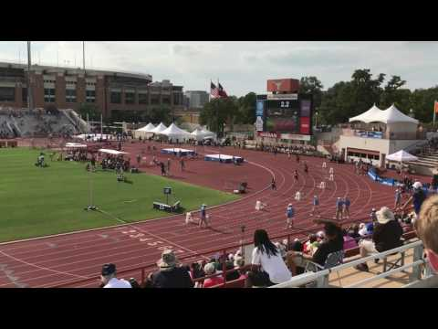 Fred Kerley Texas A&M Track & Field, NCAA 400m Record, 2017 Regional Meet 43.70!!!