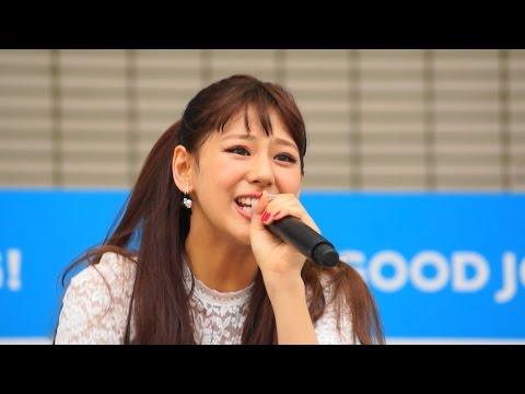 西内まりや 「LOVE EVOLUTION」 福岡マラソン2015EXPO