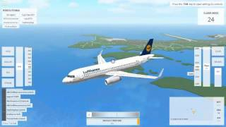 Simulateur de vol Roblox Velocity