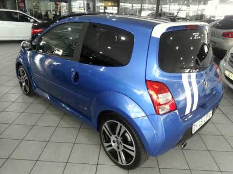 2012 Renault Twingo Rs Gordini Auto For Sale On Auto Trader South