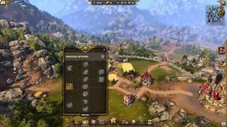 The Settlers 7 Skirmish - Part 1
