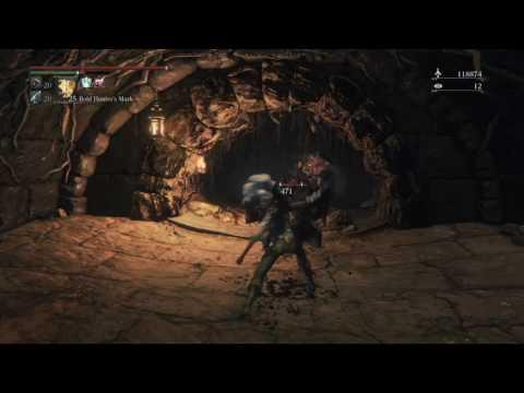 Bloodborne - Tomb Mould 4 Grind + Lots of Easy Blood Echos