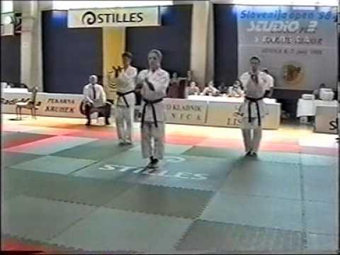 Karate klub Sevnica promo KBV Sevnica