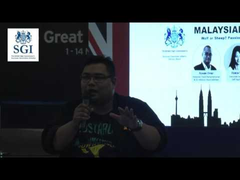 Forum: Empowering Youths of Malaysia (Part 2).