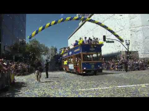 Celebrate Like a Pro: BART to Warriors Parade