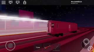 Roblox My train r127