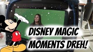 DISNEY MAGIC MOMENTS DREH! | AnKat