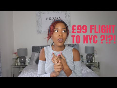£99 FLIGHT TO NEW YORK | YES £99 !!! PRIMERA AIR REVIEW