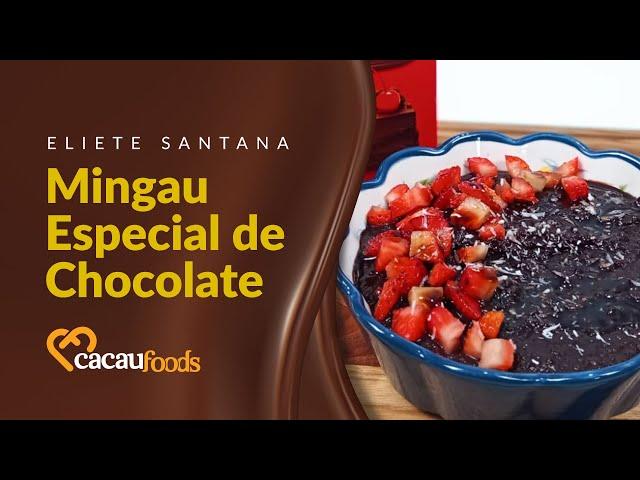 Mingau Especial de Chocolate | Cacau Foods