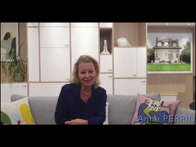 Anne PERRIN, CEO / NED - France