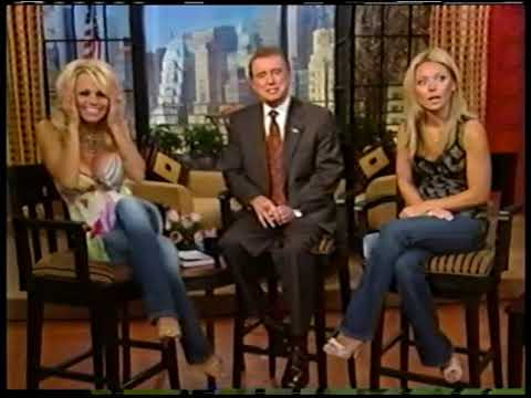 Ivy Supersonic Kelly Ripa Pam Anderson