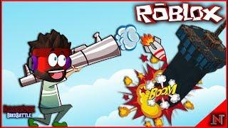 ROBLOX Indonesien #153 DoomSpire BrickBattle | Enemy Tower Ancurin Racing