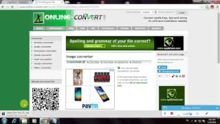 How To Convert An Image JPG To TGA Format Using Online Convert com
