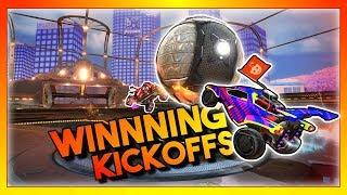 KICKOFF TUTORIAL | Impoŗtant Tips & My Kickoff Technique [2019] - Rocket League
