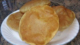 How To Make Atta De Puri | Wheat Flour Puri | Punjabi Style Easy Puffed Poori