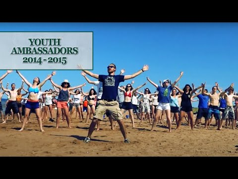 Flash Mob in PEI National Park