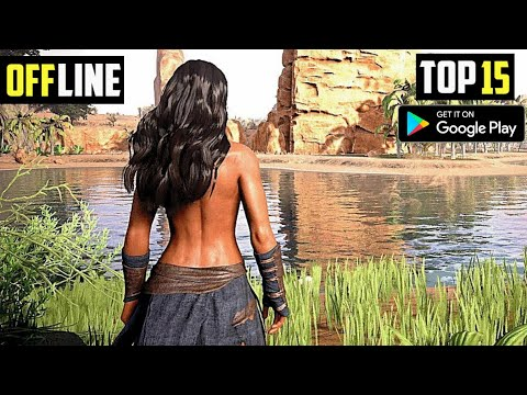 TOP 15 OFFLINE GAMES FOR ANDROID 2020 | HIGH GRAPHICS
