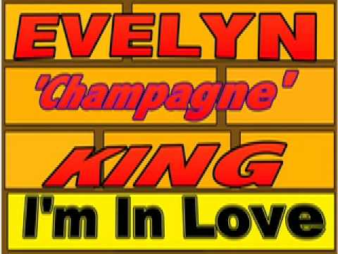 Evelyn 'Champagne' King, I'm In Love, {old school funk & soul}