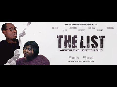 THE LIST (UK) Full Movie