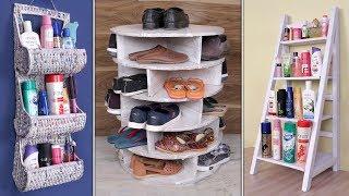 6 Beautiful Home Organization Ideas !!! Handmade Things