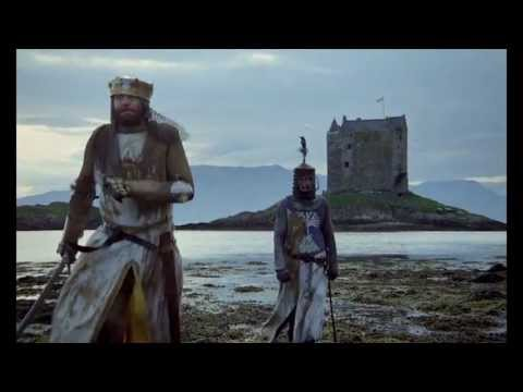 Monty Python and the Holy Grail Modern Trailer