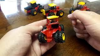 1/64 Versatile tractors history