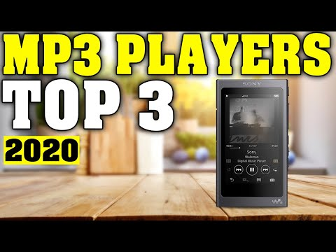 TOP 3: Best MP3 Player 2020