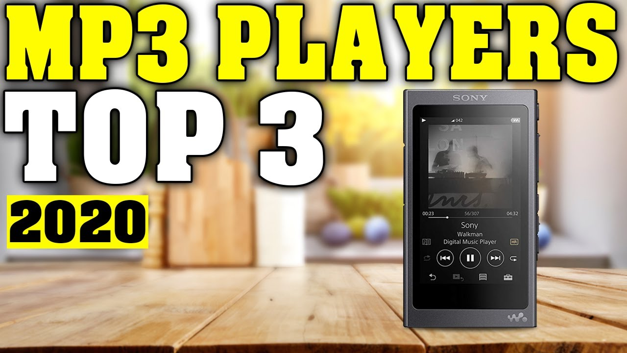 Top 3 Best Mp3 Player 2020 Youtube