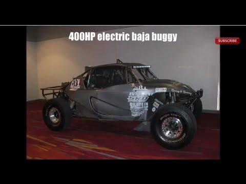 Sema 2017 400hp Electric Baja Buggy