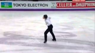 Denis TEN  Денис ТЕН - Men FS - Worlds - London, Canada 03.15.2013