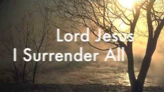 Terry Macalmon -  I Surrender All  w/Lyrics