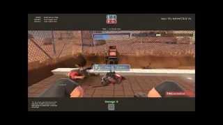 Tf2: Freak fortress 2 Gameplay