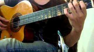 Cô gái vót chông - guitar classic