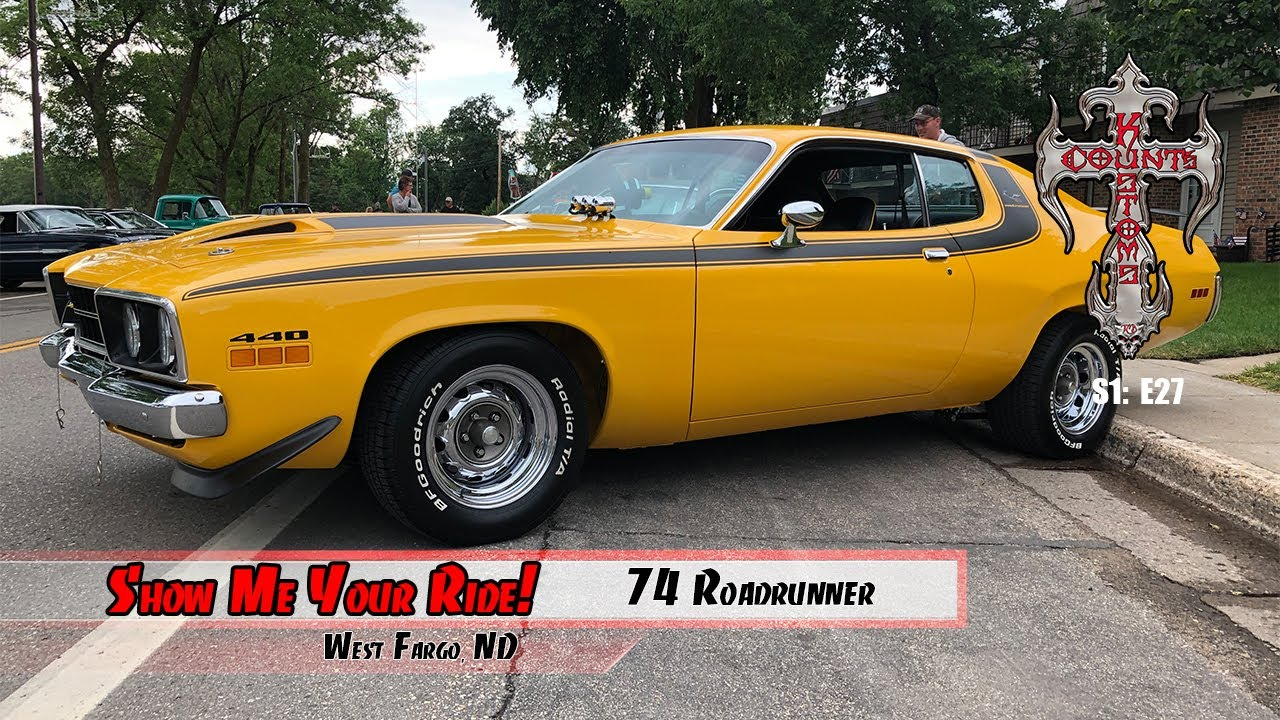 Show Me Your Ride! 74 RoadRunner S1 Finale!