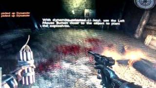 NecrovisioN: Lost Company Gameplay Bloody Game 2010