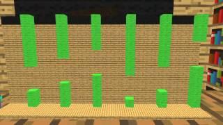 Monster School: Flappy Bird (Minecraft Animation)