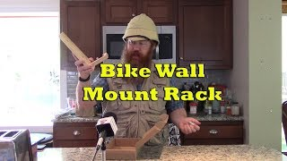 Bike Wall Mount Rack Product Review