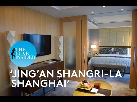 Jing An Shangri-La Shanghai | Grand Premier Room by The Luxe Insider