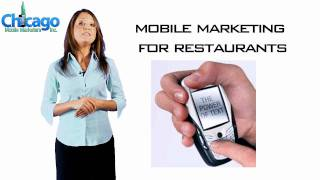 Restaurant Text Message Marketing Chicago Illinois