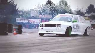 CYBUL Radical Solutions - BMW E30 KDK Drifting