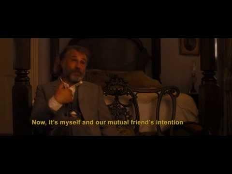 Django Unchained: Dr. King Schultz: