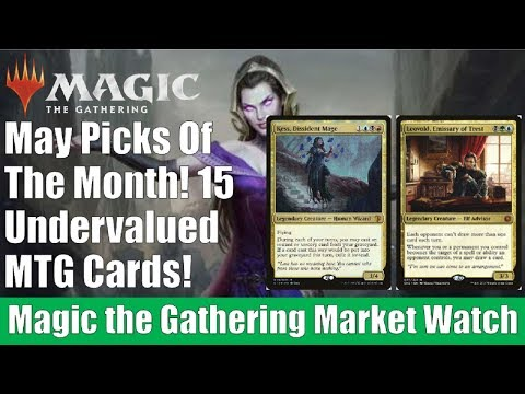 MTG Market Watch: 15 Undervalued Magic the Gathering Cards
