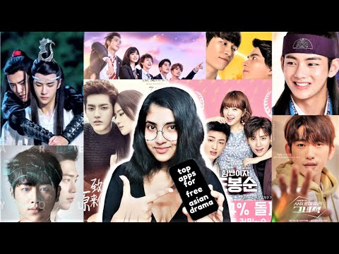 How To Watch Asian Drama For Free ? | Top 5 Apps To Watch Asian Drama