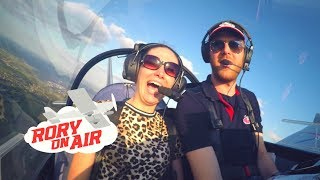 Sherburn-In-Elmet with Lindsey Chapman | EV-97 Eurostar Microlight