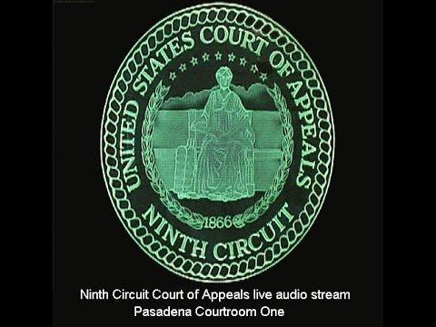 10:00 AM Friday: Pasadena Courtroom One