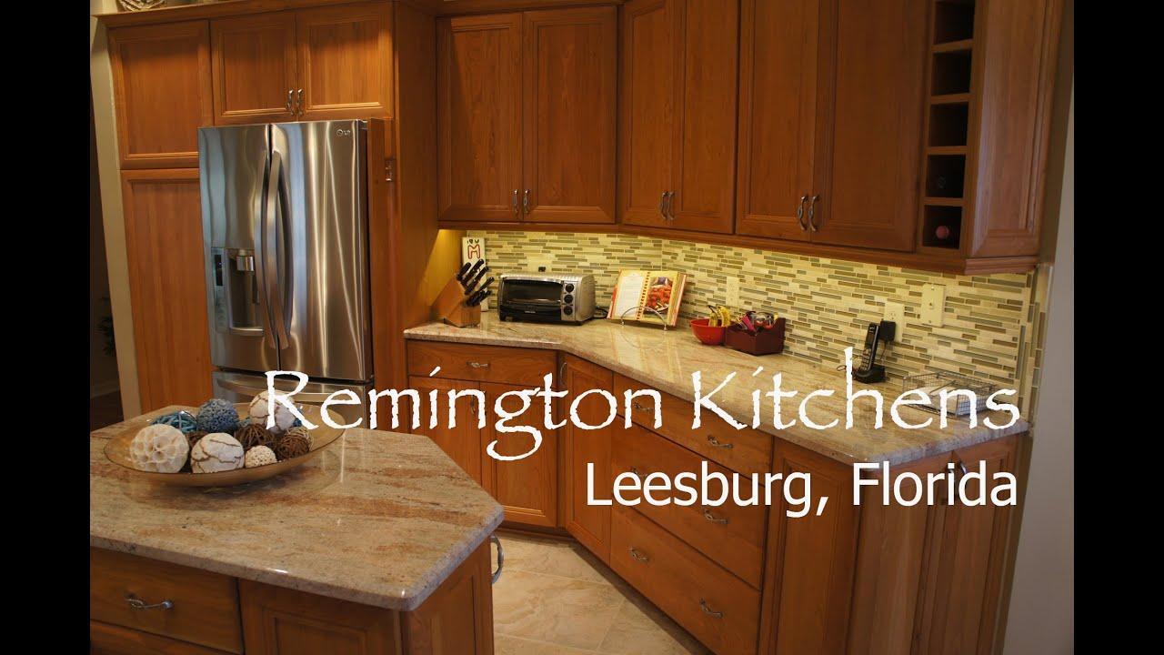 Remington Kitchens In Leesburg Florida