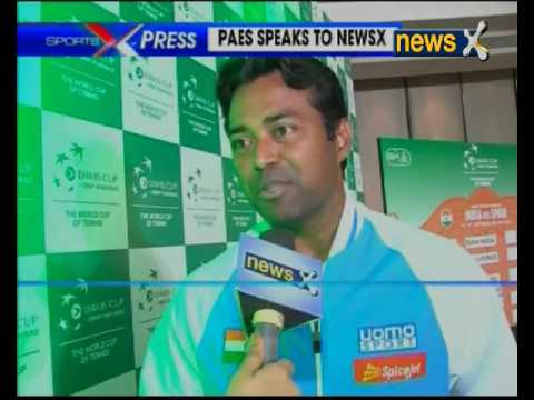Leander Paes eyes world record