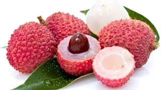 Личи -экзотический фрукт (Litchi)